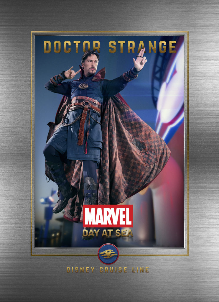 Marvel Day At Sea Wallpaper Dr Strange