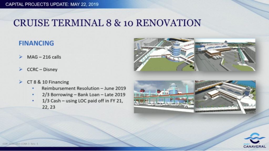 PC DCL CT8 CT10 Captial Update May 2019 16