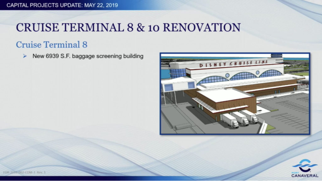 PC DCL CT8 CT10 Captial Update May 2019 2
