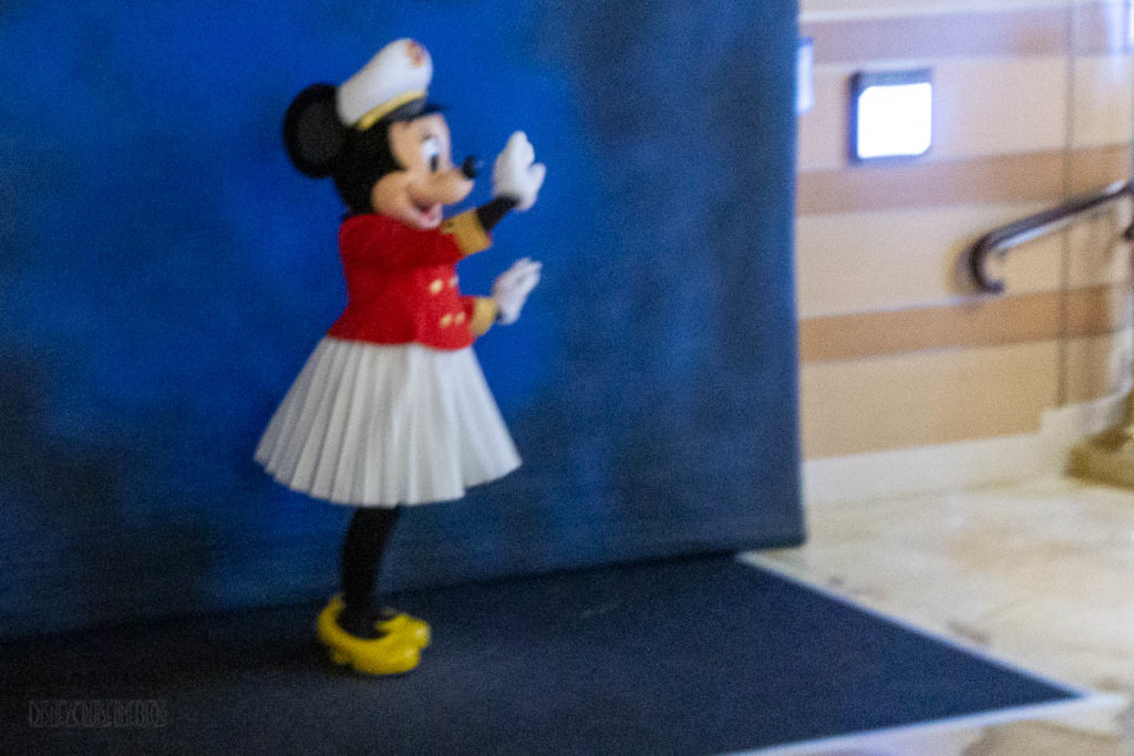 Captain Minnie