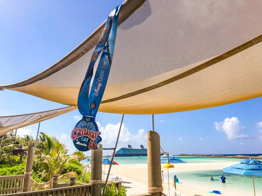 Castaway Cay 5k Cabana Reward