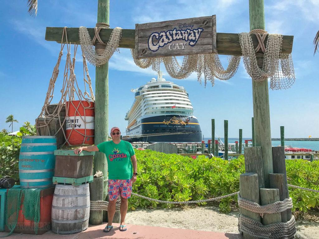 Castaway Cay Gorda Cay Scott