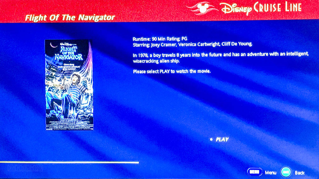 DCL On Demand Flight Of The Navigator