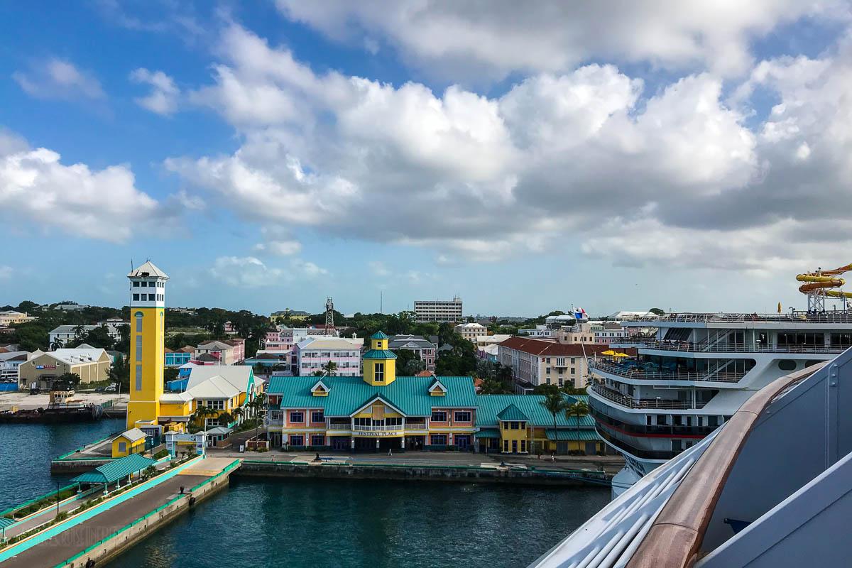 Disney Dream Nassau