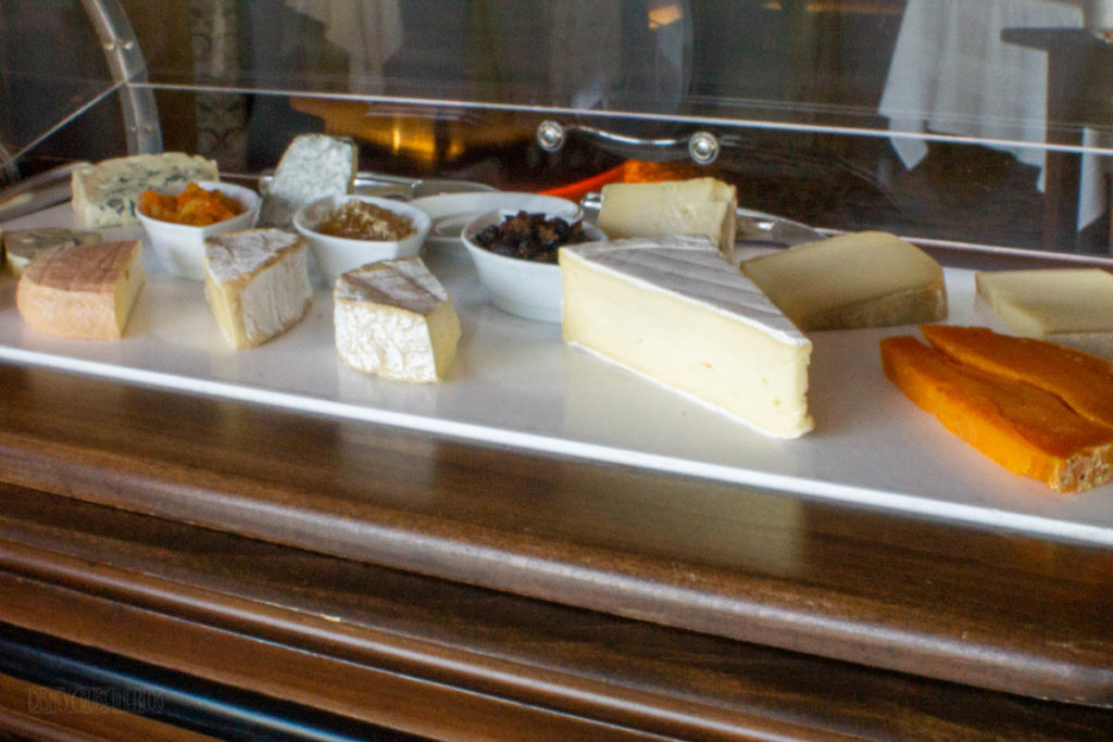 Disney Dream Remy Dinner Cheese Cart