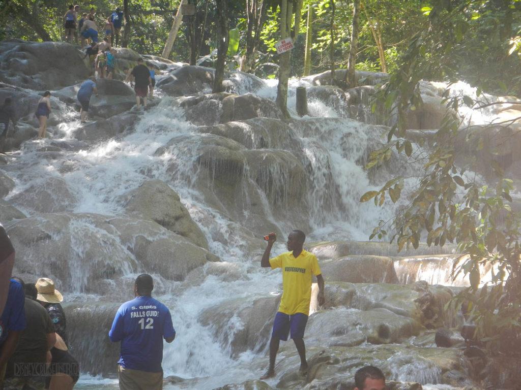 Dunn's River Falls Guide Videographer
