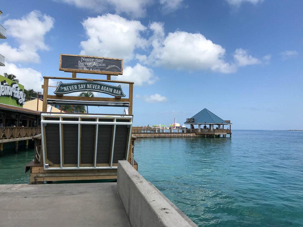 Nassau Never Say Never Again Bar & Grill