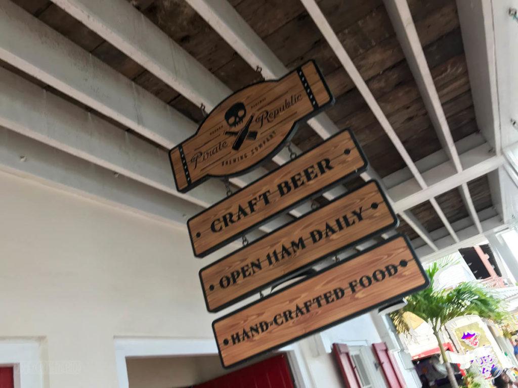 Nassau Pirate Republic Brewing Company