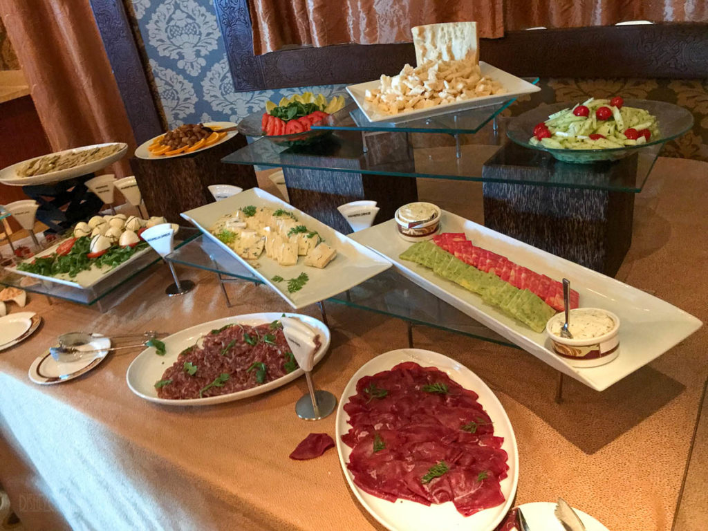 Palo Brunch Buffet