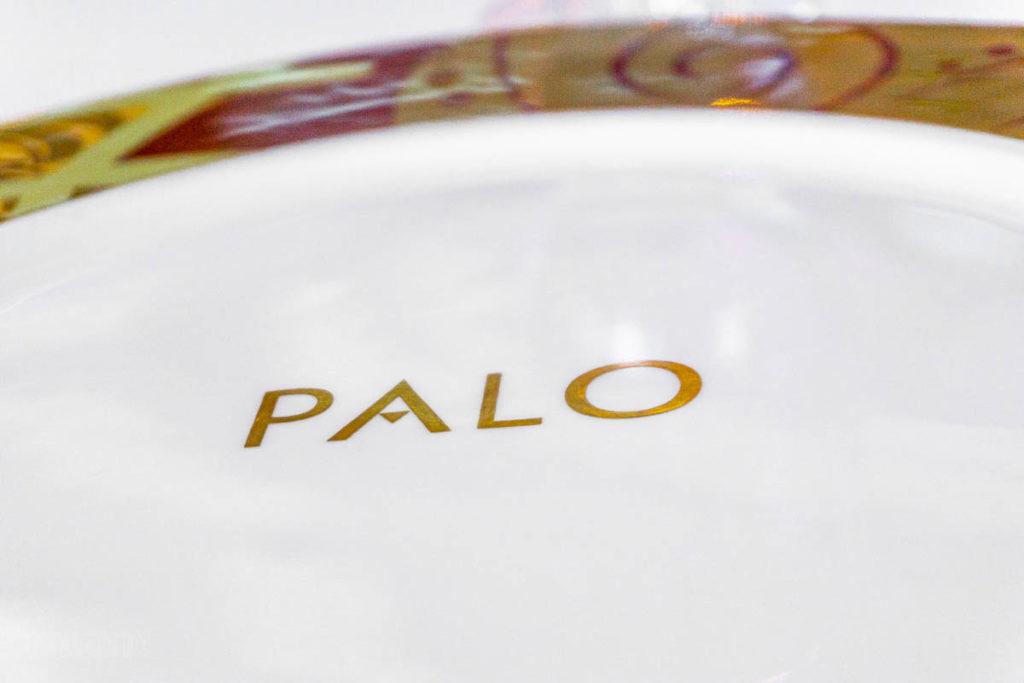 Palo Brunch Plate Prosecco