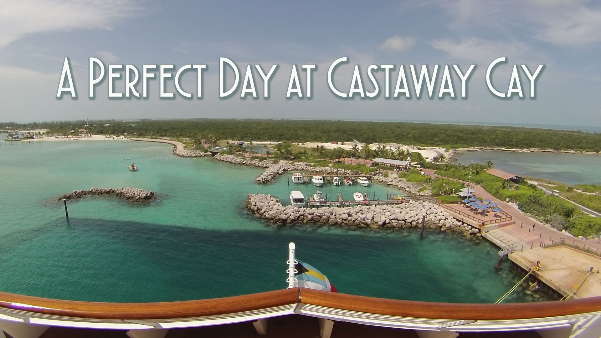 Perfect Day At Castaway Cay