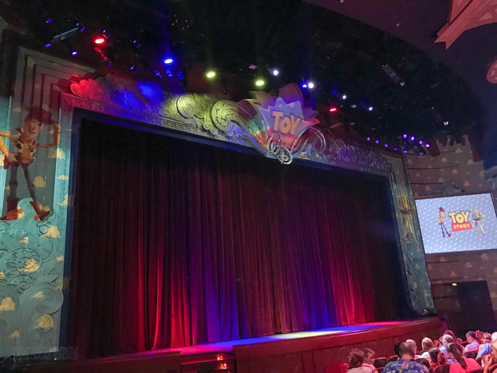 Walt Disney Theatre Toy Story 4