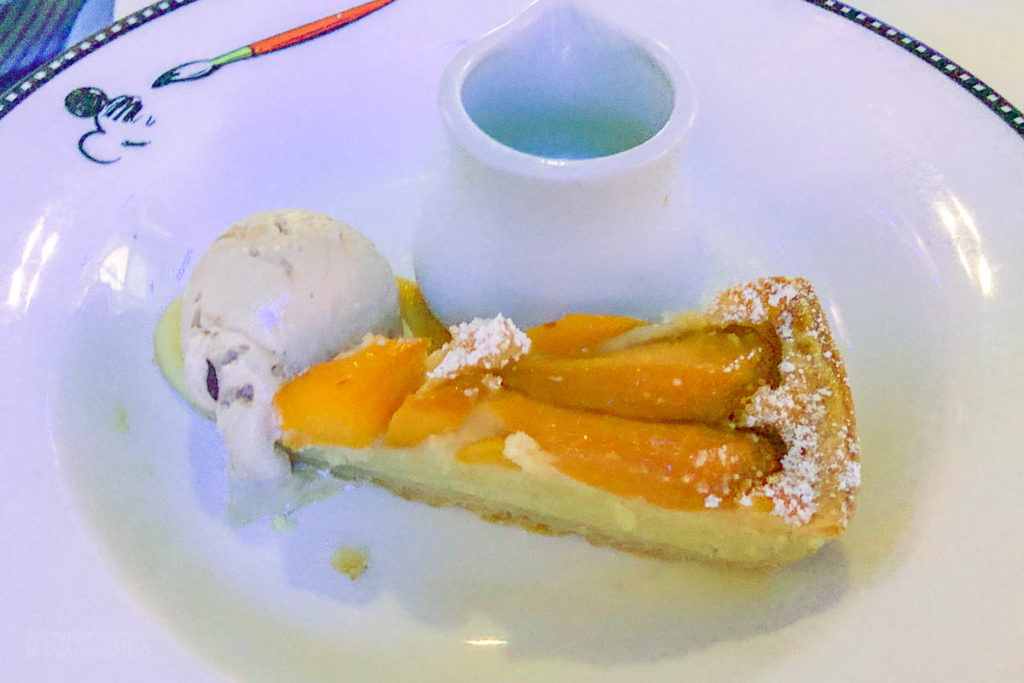 Animator's Palate Animation Magic Dessert Orchard Peach Tart
