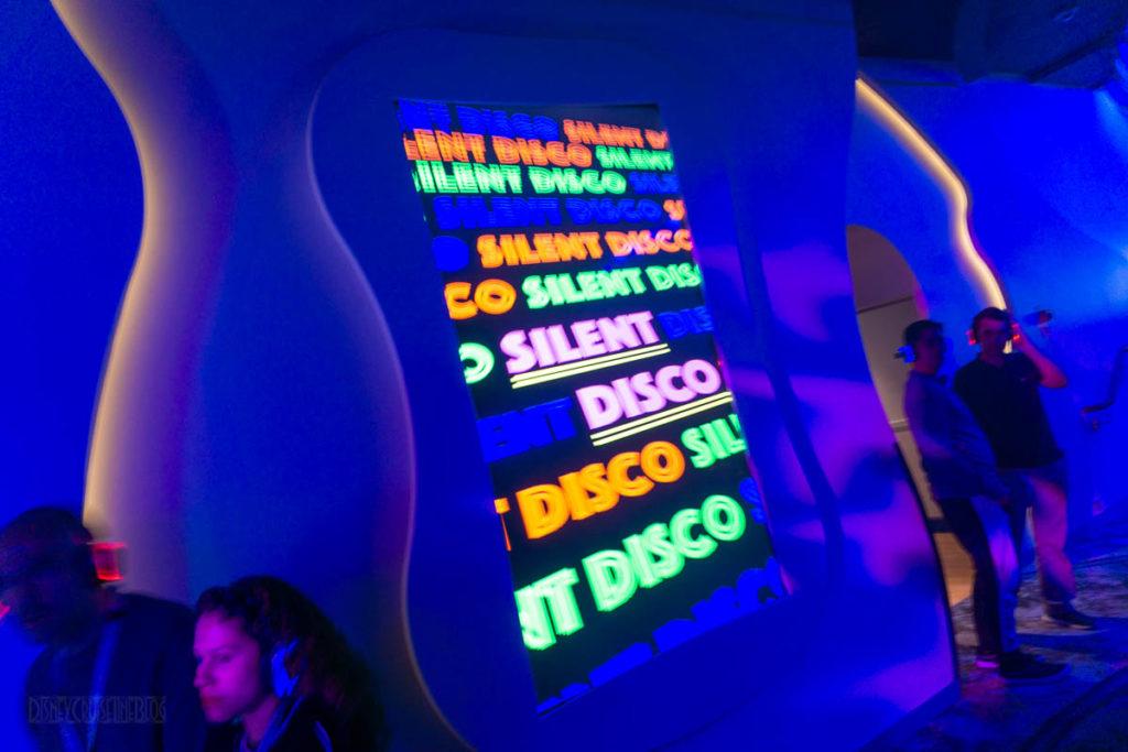 Azure Silent DJ Disco