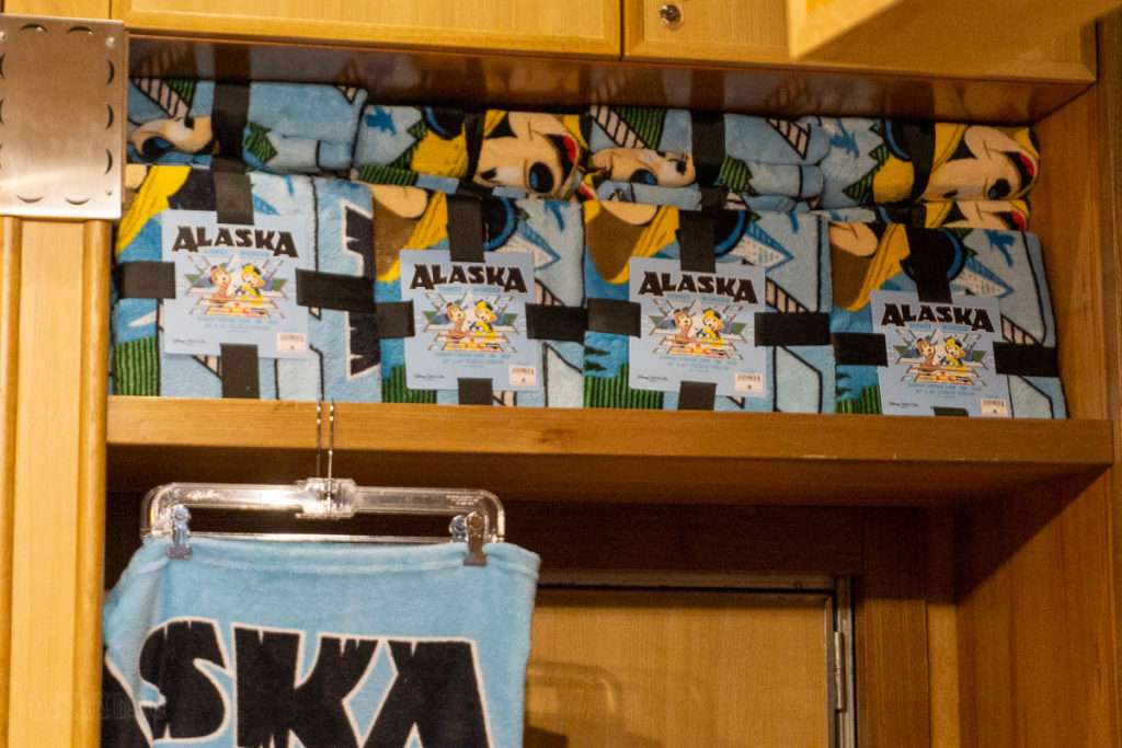 DCL Alaska Merch Blanket