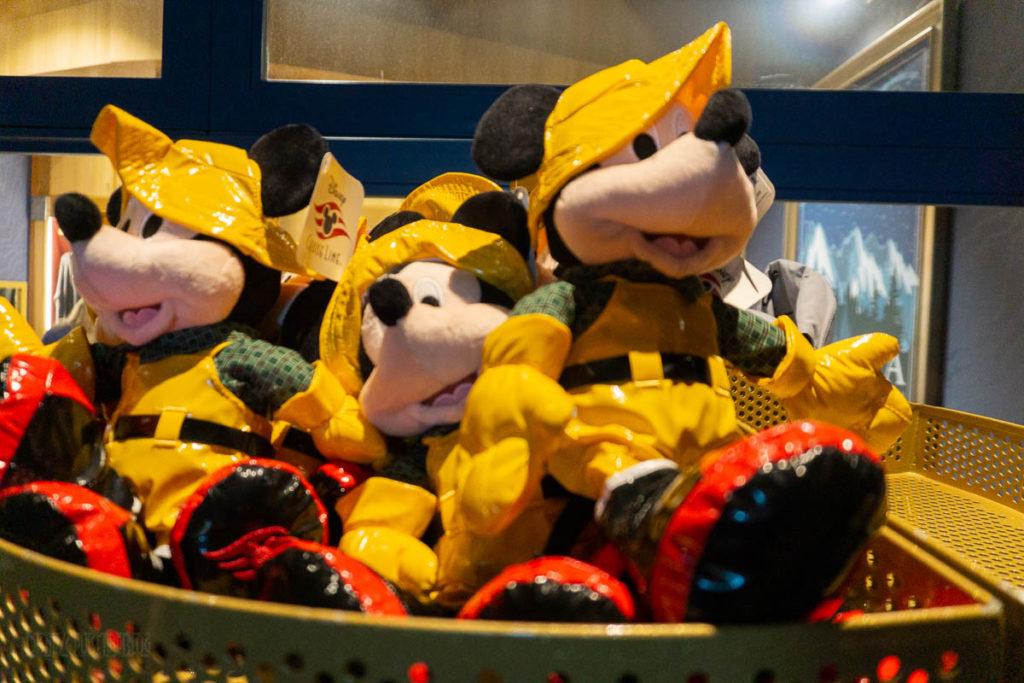 DCL Alaska Merch Mickey Plush