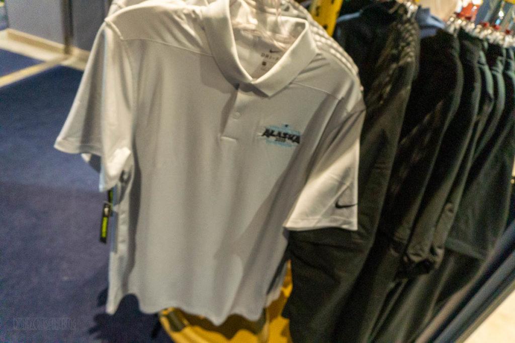 DCL Alaska Merch Nike Golf Shirt