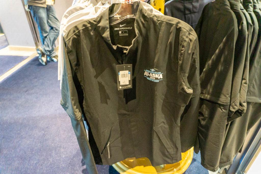 DCL Alaska Merch Nike Jacket
