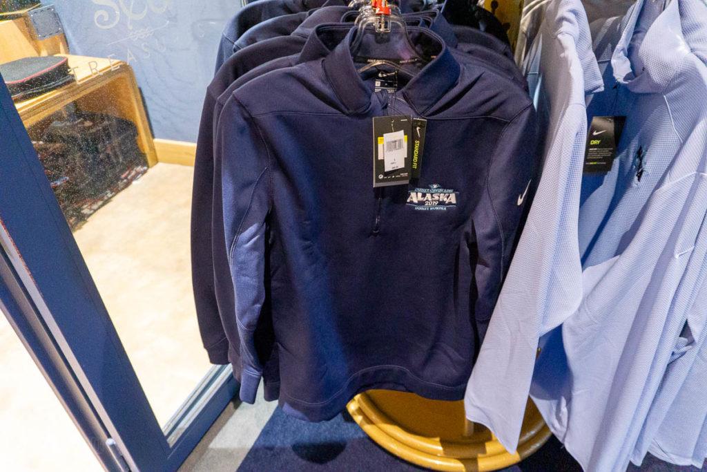 DCL Alaska Merch Nike Pullover