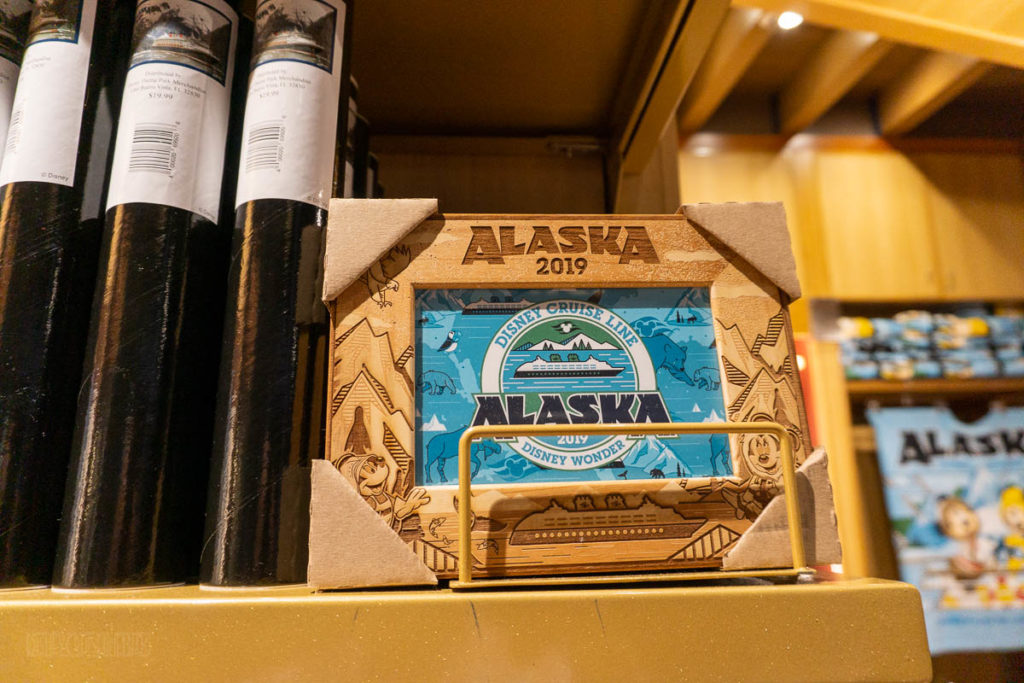 DCL Alaska Merch Poster Picture Frame