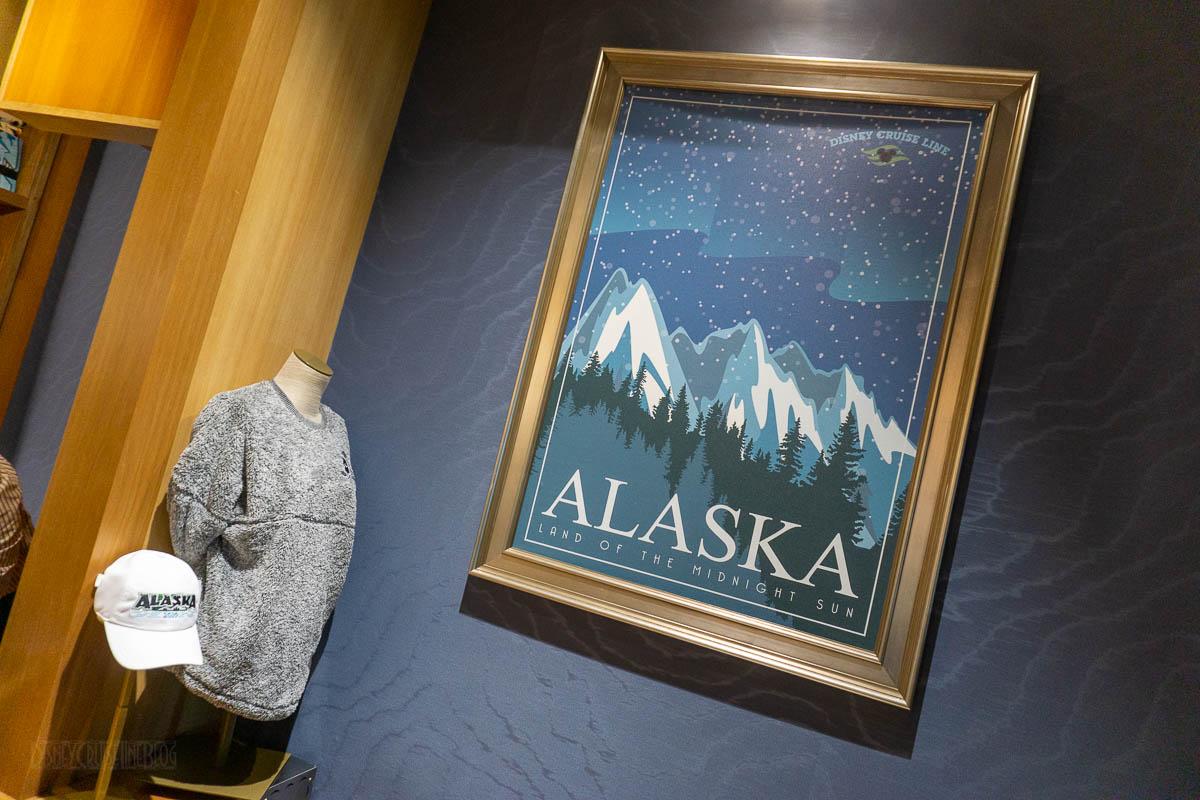 DCL Alaska Merch Sea Treasures