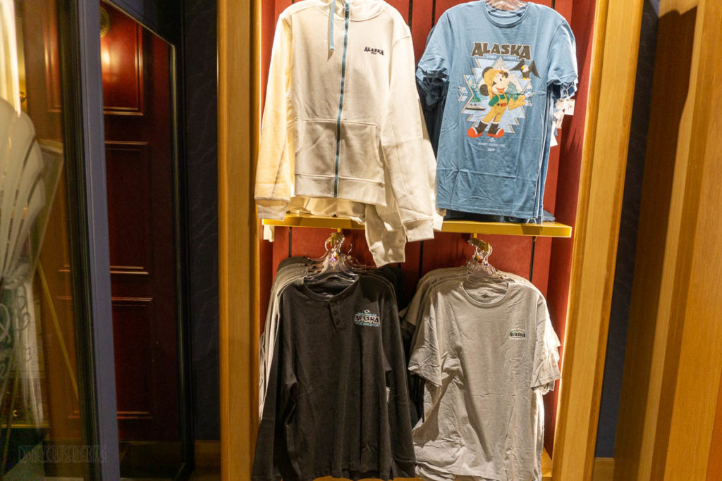 DCL Alaska Merch Shirts