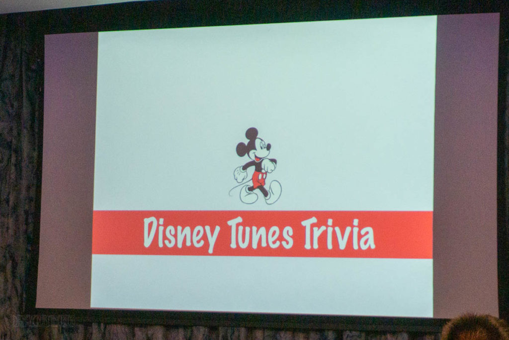 Disney Tunes Trivia