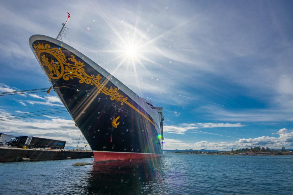 Disney Wonder Port Of Victoria