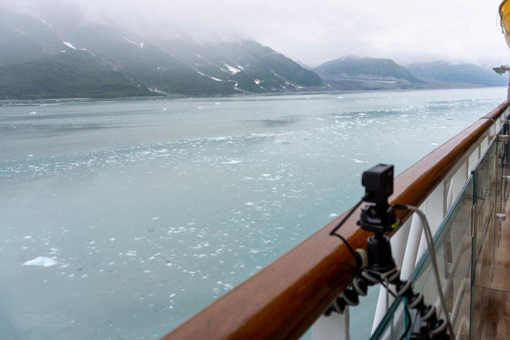 Hubbard Glacier GoPro