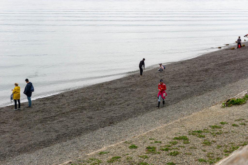 Icy Strait Point Beach