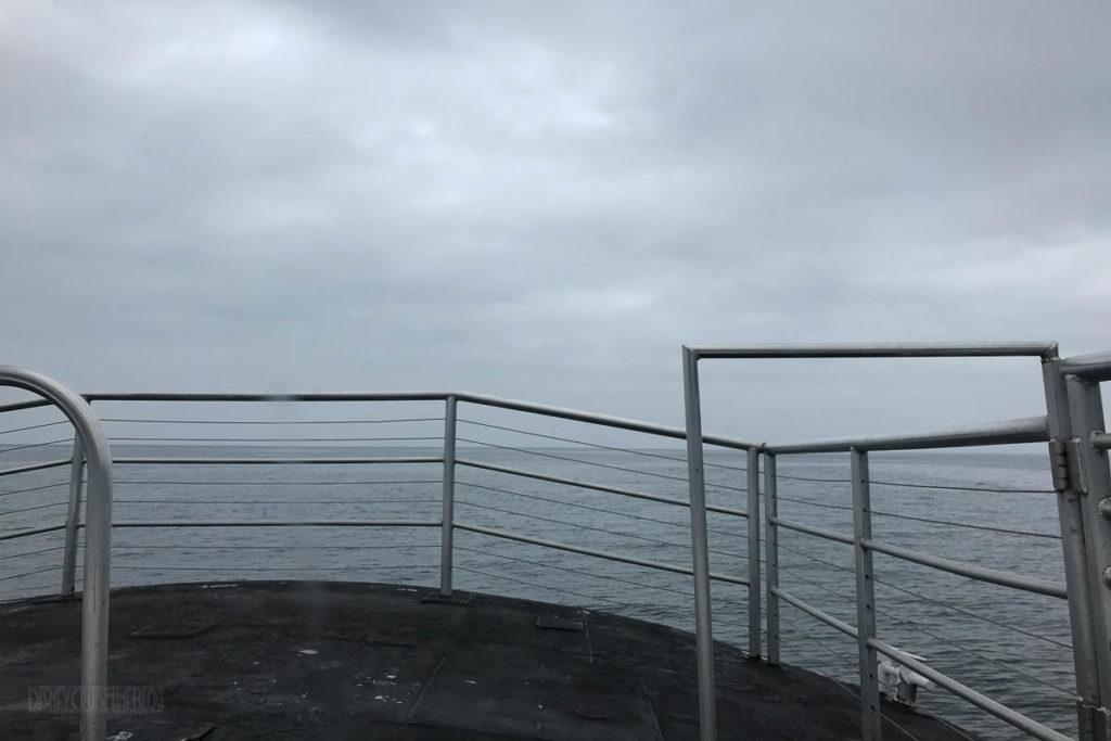 Icy Strait Point Whale Marine Mammals Cruise IS01 Sailing