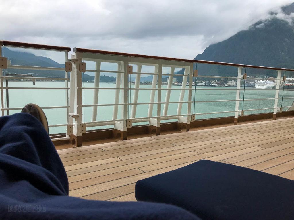 Juneau Disney Wonder Deck 4