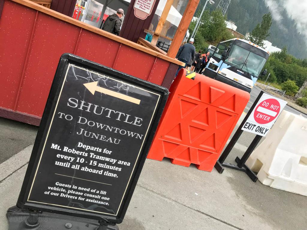 Juneau Port Shuttle Times