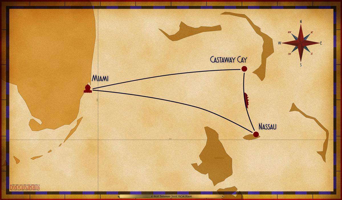 Disney Cruise Line Announces Fall 2020 Itineraries for the Disney Magic  (November – December) • The Disney Cruise Line Blog