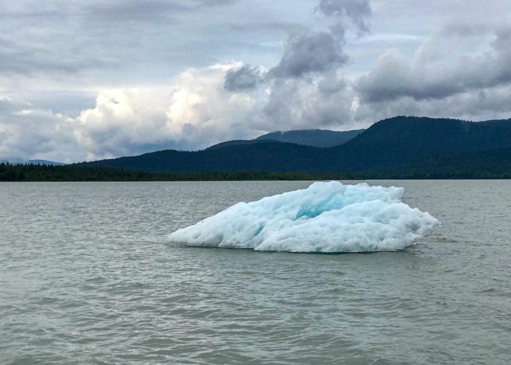 Mendenhall Glacier Ice