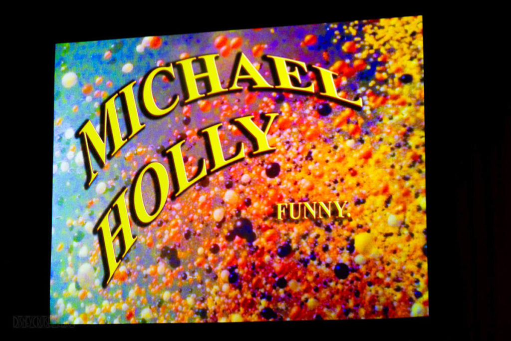 Michael Holly
