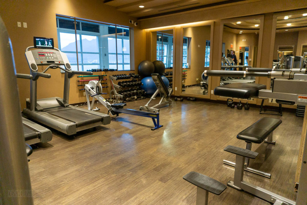 Pan Pacific Fitness Center
