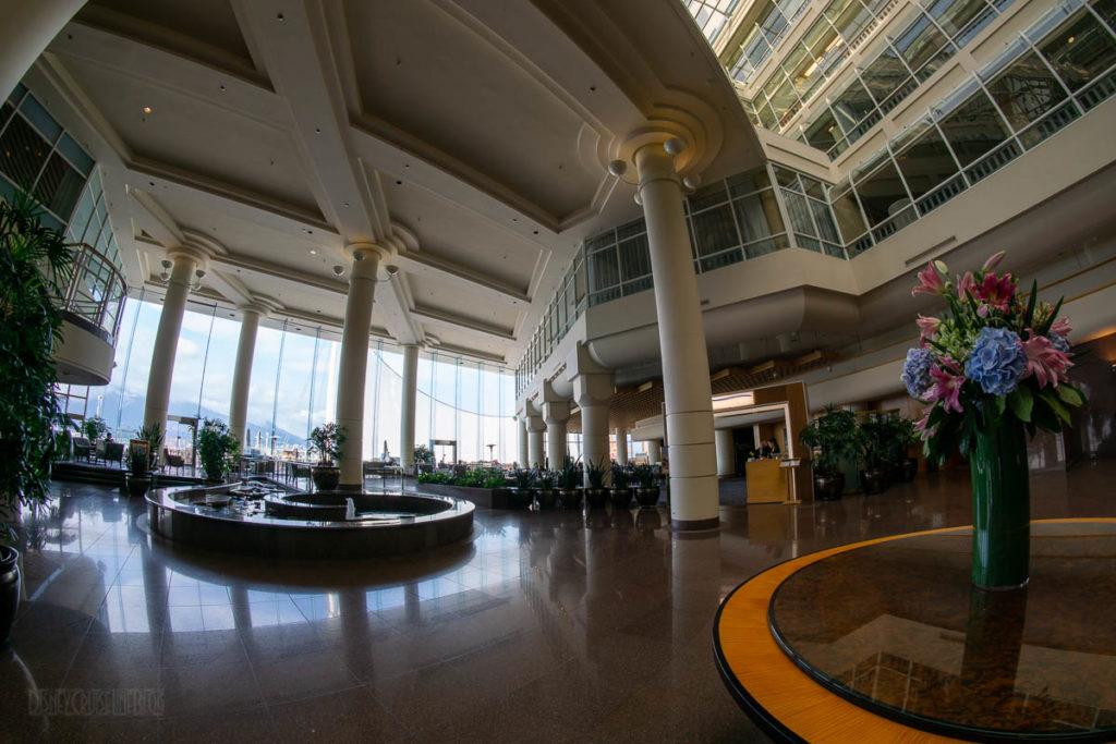 Pan Pacific Hotel Lobby