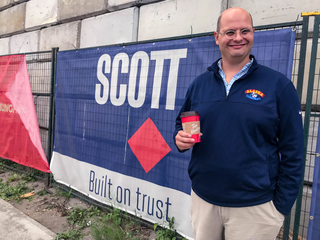 Scott Built On Trust