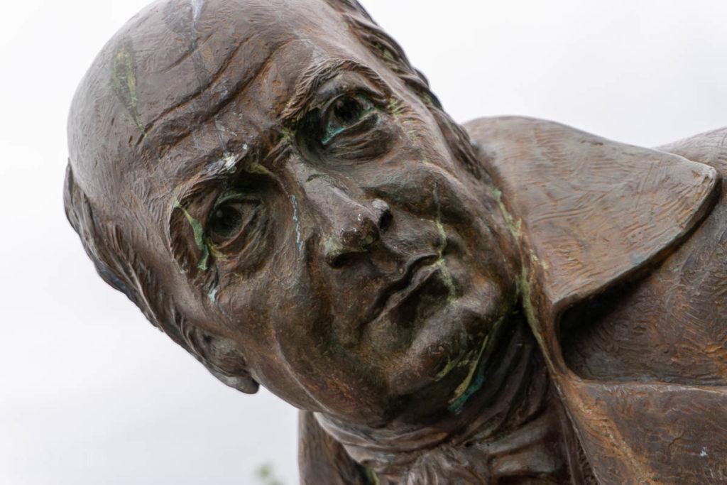 Sitka Alexander Baranof Statue