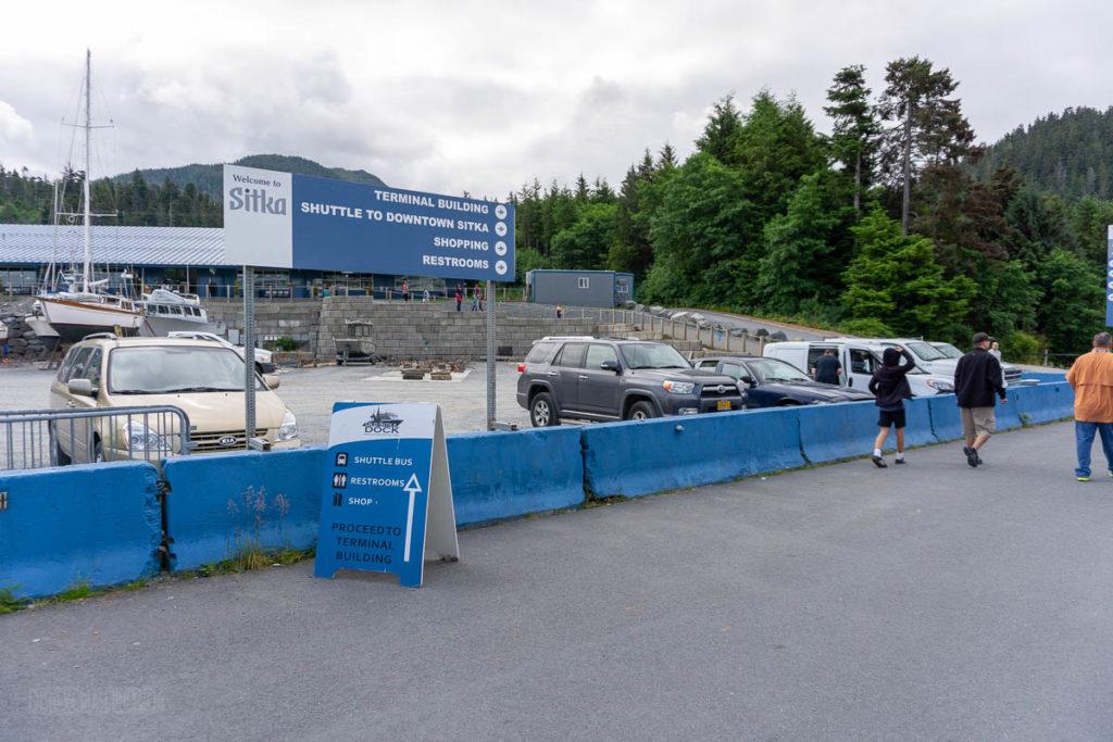 Sitka Dock Terminal