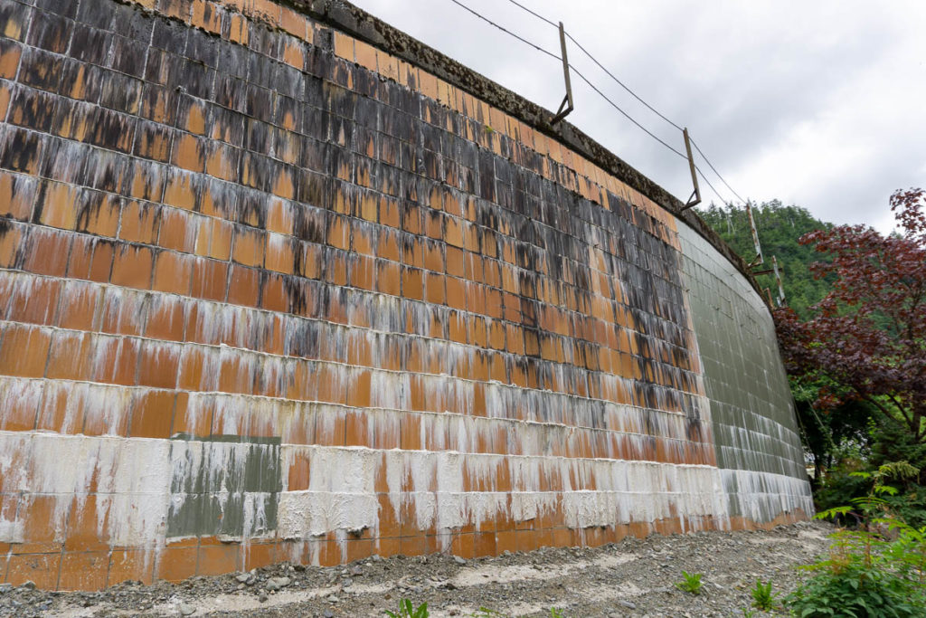 Sitka Fortress Of The Bear Concrete Tank
