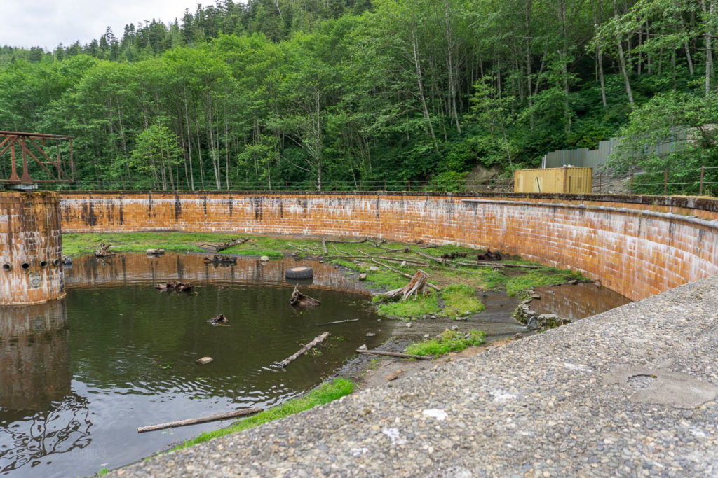 Sitka Fortress Of The Bear Tank