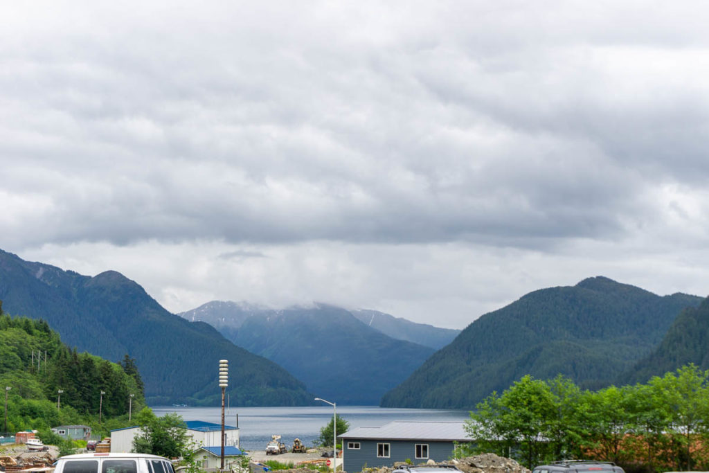 Sitka Fortress Of The Bear View