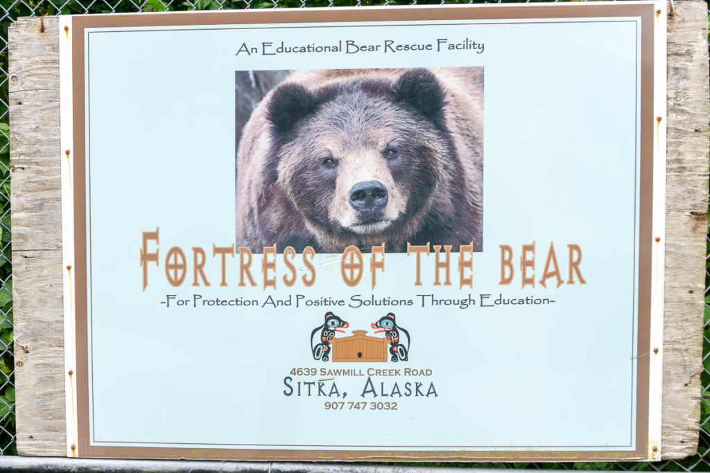 Sitka Fortress Of The Bear