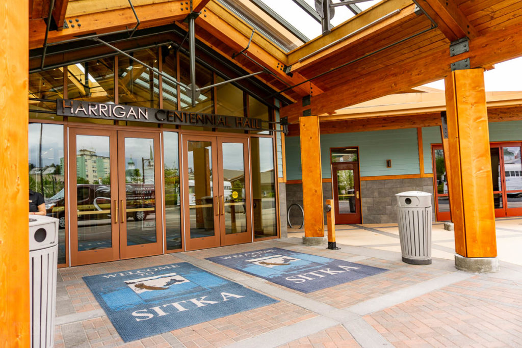 Sitka Harrigan Centennial Hall