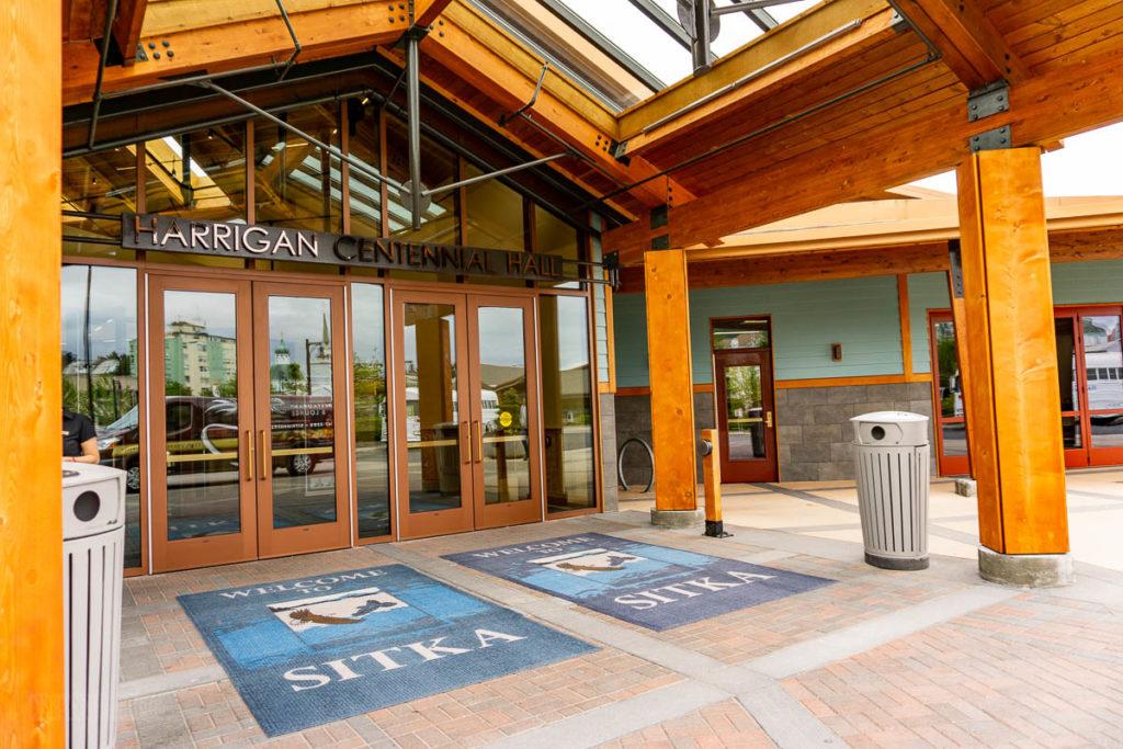 Sitka Harrigan Centennial Hall