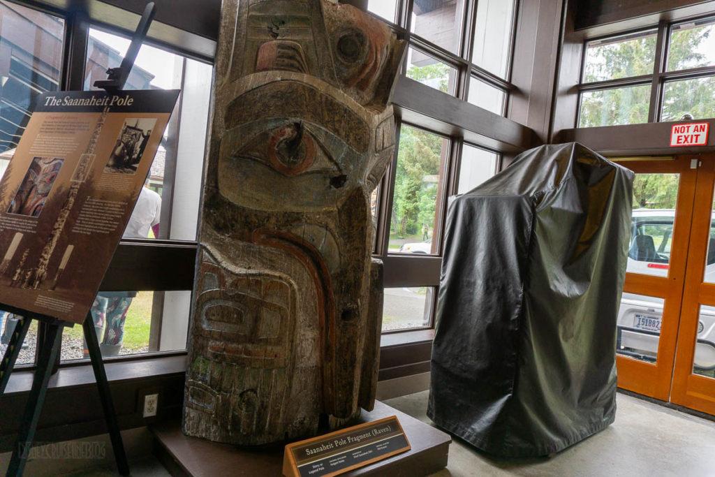 Sitka National Historical Park Totem Pole