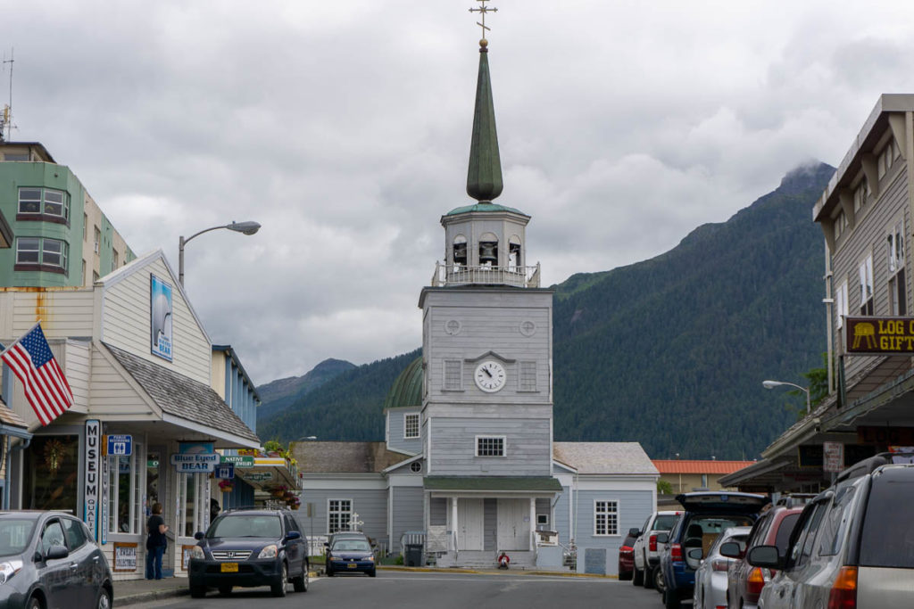 Sitka Saint Michael's Cathedral