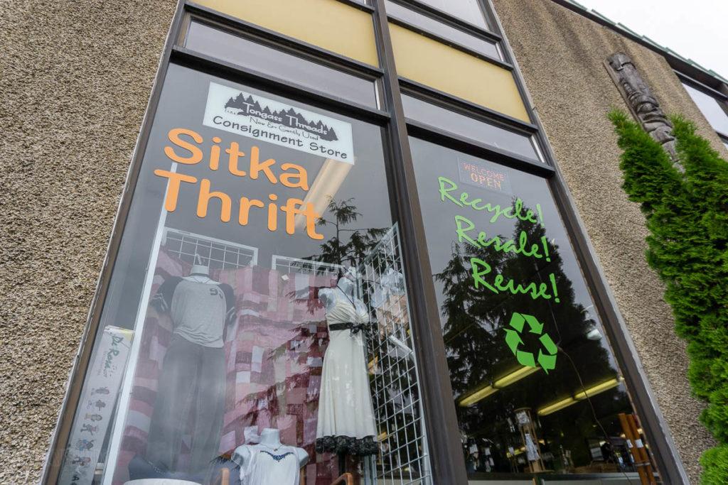 Sitka Thrift Store